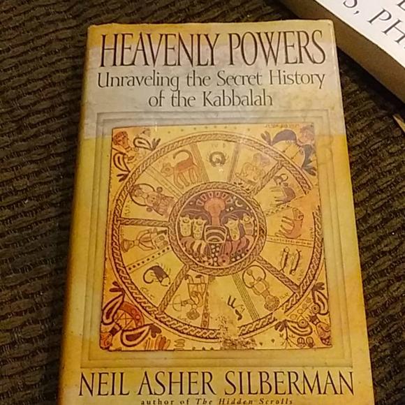 Heavenly Powers by Neil Asher Silberman